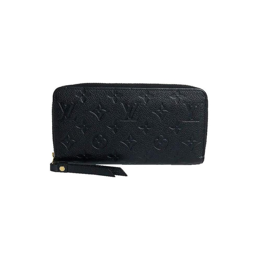 purchase cheap 9a913 217f0 Louis Vuitton Monogram Ann Plant Zippy Wallet M61864 Noir Purse Ladies  LOUIS VUITTON | eLady.com