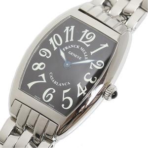 Franck Muller Casablanca 1752QZC Black Quartz Ladies Watch