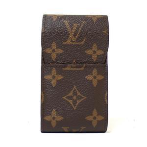 Louis Vuitton LOUIS VUITTON monogram eteu cigarette M63024 case men