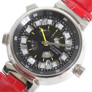 Louis Vuitton Tambour Spin Time Q10C3 WG Solid Automatic Men's Watch LOUIS VUITTON