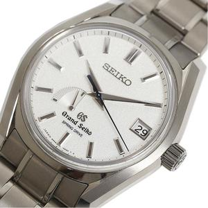 Seiko SEIKO Grand GS 9R Spring Drive Historical Collection Limited SBGA125 9R65-0BY0 Titanium Men's Watch