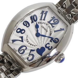 Franck Muller FRANCK MULLER Heart-to-heart Limited to 300 worldwide 5002SQZC4H Blue Quartz Ladies Watch