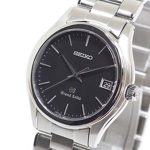 SEIKO Seiko Men's Watch Grand SBGX041 9F62-0A10 Black (Black) Dial Quartz