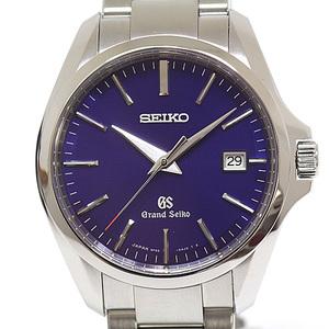 SEIKO Seiko Men's Watch Grand Master Shop Limited SBGX087 Blue Dial Quartz