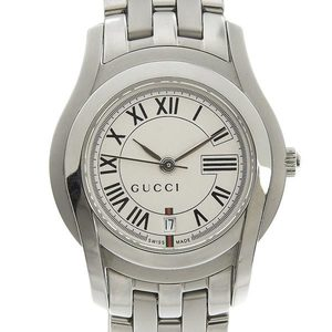 Genuine Gucci Ladies Quartz Wrist Watch 5500L