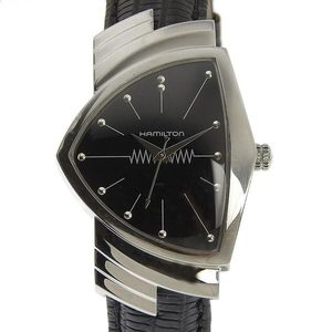Genuine HAMILTON Hamilton Ventura Men's Quartz Watch H244112