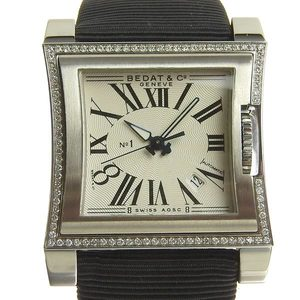 BEDAT & Co Beda Company No.1 Diamond Bezel Boys Automatic Watch 114.020.100