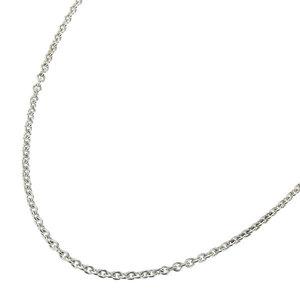 HERMES Hermes Serie Chain Necklace SV925 40cm