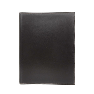 Hermes HERMES Agenda notebook cover dark brown * ETC