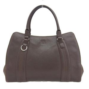 Loewe LOEWE Handbag Leather Brown