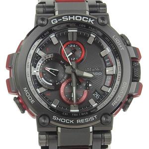 Casio CASIO G Shock Men's Solar Radio Watch MTG B1000