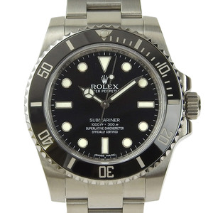 Rolex ROLEX Submariner Non Date Men's Automatic Wrist Watch 114060 Random Number