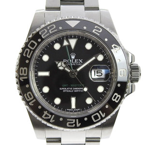 Rolex ROLEX GMT Master 2 Men's Automatic Watch 116710LN