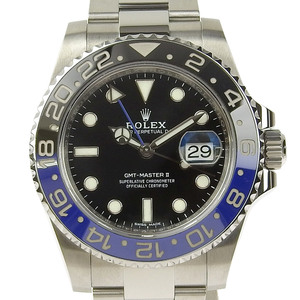 Rolex ROLEX GMT Master II 116710BLNR Men's automatic watch Random number