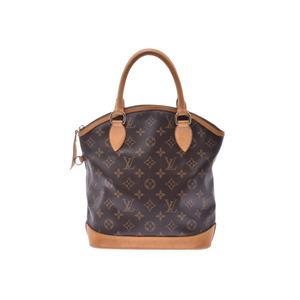 ルイ・ヴィトン(Louis Vuitton) ルイヴィトン モノグラム ロックイット ブラウン M40102 レディース 本革 ハンドバッグ Bランク LOUIS VUITTON 中古 銀蔵