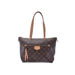Louis Vuitton Monogram Jena PM Brown M42268 Women's Genuine Leather Tote Bag New Beauty Goods LOUIS VUITTON Used Ginkura