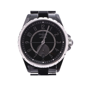 CHANEL J12 Ceramic Automatic Mens Watch H3836