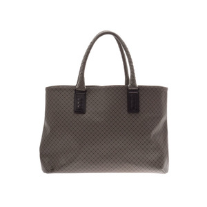 Bottega Veneta Marco Polo Tote Bag Greige Men's Women's PVC