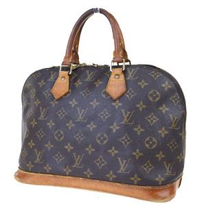 ルイ・ヴィトン(Louis Vuitton) アルマ モノグラム M51130 ハンドバッグ ブラウン