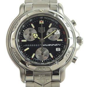 TAG HEUER TAG Heuer Mikahakinen Chrono Men's Quartz Watch CH1114
