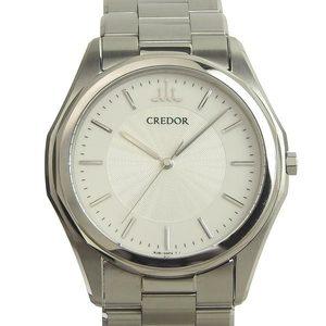 SEIKO Seiko Credor Cygno Men's Quartz Watch 8J81-0AF0