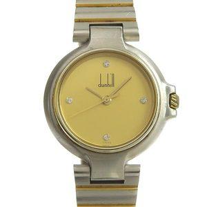 DUNHILL Dunhill Millennium Ladies Quartz Watch 4P Diamond
