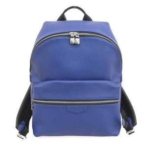 Louis Vuitton Louis Taiga Discovery Backpack Rucksack Cobalt Blue M33453 Leather