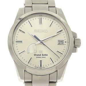 Seiko Grand Seiko Power Reserve Men's Automatic Watch 9R65-0BG0