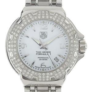 TAG HEUER TAG Heuer Formula 1 Glamor Diamond Boys Quartz Wrist Watch WAC1215