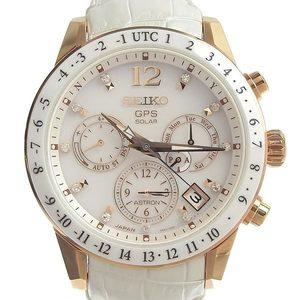 SEIKO Seiko Men's Solar Watch 5X53-0AC0