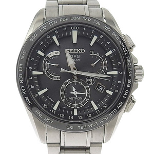 Seiko Astron Men's Solar Watch 8X53-0AD0-2