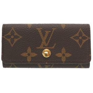 Louis Vuitton Monogram Mutticle 4 M62631 key case LV 0228 LOUIS VUITTON