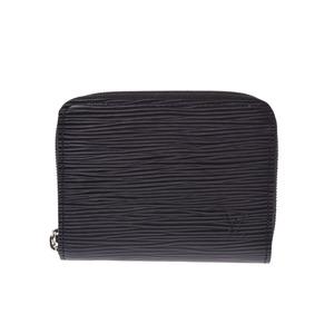 Louis Vuitton Epi Zippy Coin Purse Black M60152 Men's Women's A Rank Good Condition LOUIS VUITTON Used Ginkura