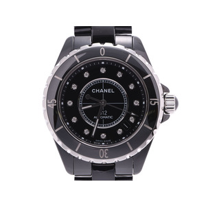 CHANEL Chanel J12 Diamond Automatic Mens Watch H1626