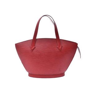 Louis Vuitton Epi Sunjack Red M52277 Ladies Genuine Leather Handbag AB Rank LOUIS VUITTON Used Ginzo