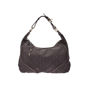 Louis Vuitton Monogram Minilan Manon MM Evenu M95619 Women's Canvas / Leather One-shoulder Bag B Rank LOUIS VUITTON Used Ginzo