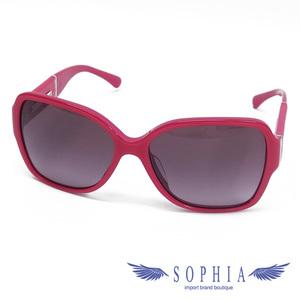 Chanel Sunglasses Coco Mark Plastic Frame Pink 20190829