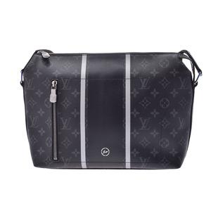 ルイ・ヴィトン(Louis Vuitton) ルイヴィトン エクリプス アポロメッセンジャー フラグメント M43410 メンズ ショルダーバッグ 新同 美品 LOUIS VUITTON 中古 銀蔵