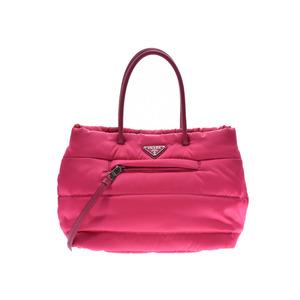 Prada 2WAY Handbag Pink BN2771 Ladies Nylon