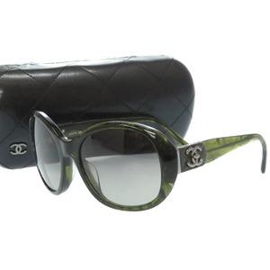 Chanel Coco Mark Sunglasses Eyewear 5235-Q-A Moss Green 0224CHANEL