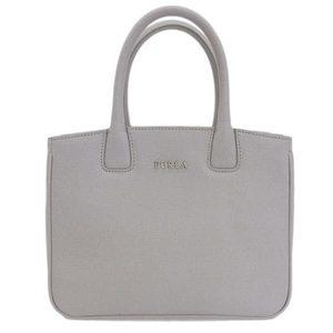 FURLA Furla CAMILLA TOTE C / TRACOLLA 2WAY handbag shoulder bag gray 841377