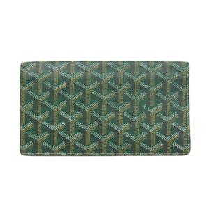 Goyar GO YARD Folded wallet green APM205