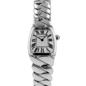 Cartier Quartz Stainless Steel Women's Watch Ladogna SM