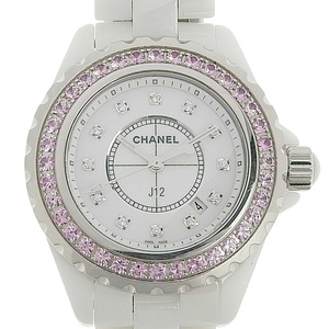 Chanel CHANEL J12 Ladies quartz watch H2010