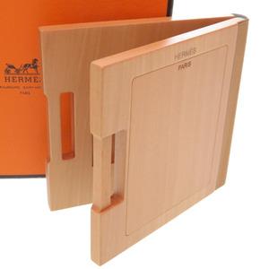 Hermes Wood Photo Stand Frame 0058HERMES