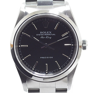 ROLEX Air king 14000 Stainless Steel Automatic Mens Watch