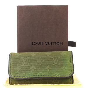 Louis Vuitton Monogram Mini Multicule M92431 Monogram Mini Key Case Khaki