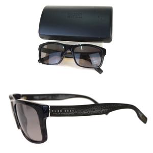 Hugo Boss Wellington Sunglasses Black 0509 / S