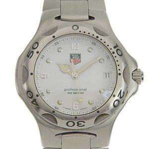 Genuine TAG HEUER Heuer Kirium Men's Quartz Watch WL1110