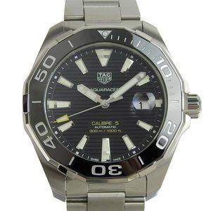 Genuine TAG HEUER Heuer Aquaracer Men's Automatic Watch WAY201A